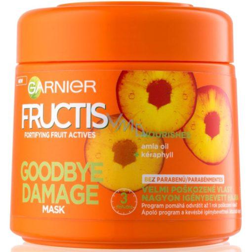ماسک مو ترمیم کننده و آسیب دیده گارنیر گارنیه Garnier Fructis Goodbye Damage Hair Mask