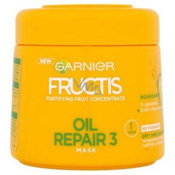 ماسک مو مغذی و ترمیم کننده روغن های مغذی گارنیر گارنیه Garnier Fructis Oil Repair 3 Hair Mask