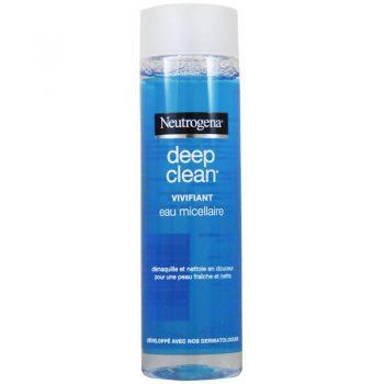 پاک کننده آرایش میسلار واتر نیتروژنا نوتروژنا Neutrogena Deep Clean Micellaire