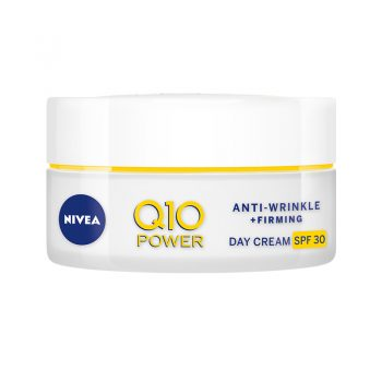 کرم ضد چروک نیوا Q10 روز NIVEA Q10 POWER ANTI-WRINKLE + FIRMING DAY CREAM SPF 30