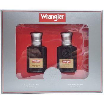 عطر ادکلن رنگلر سِت ادکلن و افترشیو Wrangler For Men gift set