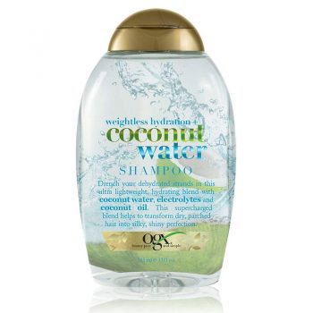 OGX Weightless Hydration + Coconut Water Shampoo