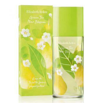 عطر ادکلن الیزابت آردن گرین تی پیر بلوسوم Elizabeth Arden Green Tea Pear Blossom