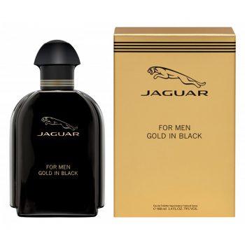 عطر ادکلن جگوار گلد این بلک مردانه Jaguar Gold In Black