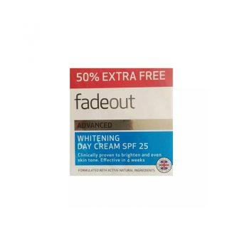 کرم فید اوت روشن کننده روز Fadeout Advanced Whitening Day Cream SPF 25