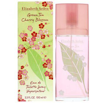 عطر ادکلن الیزابت آردن گرین تی چری بلوسوم Elizabeth Arden Green Tea Cherry Blossom