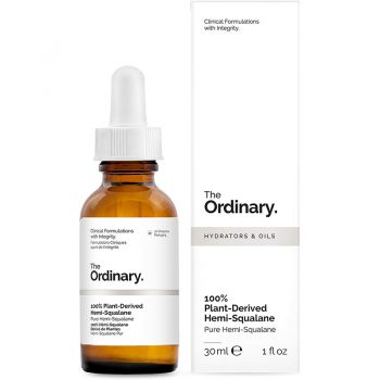 سرم اوردینری-اردینری اسکوالین هامی پلانت دروید THE ORDINARY 100% Plant-Derived Hemi-Squalane