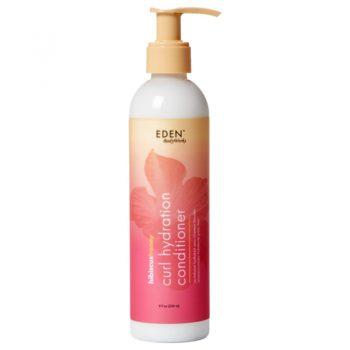 نرم کننده آبرسان عسل هیبسکوس موی فر ادن بادی وورک EDENBODYWORKS Hibiscus Honey Curl Hydration Conditioner